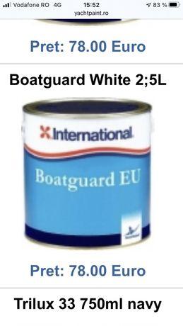 Vopsea Barcă antivegetativă International