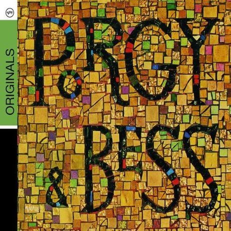 CD Ella Fitzgerald And Louis Armstrong – Porgy & Bess
