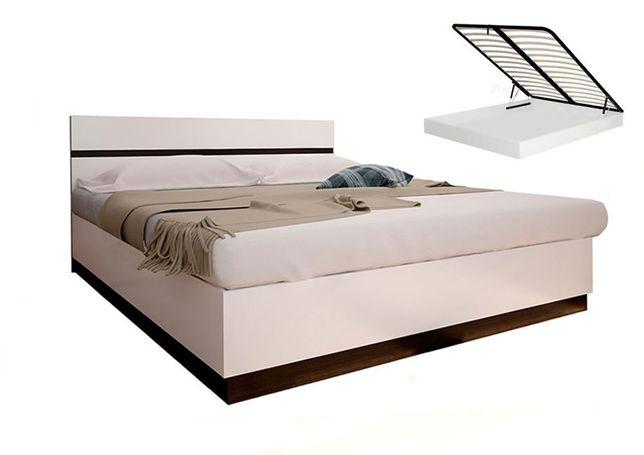 """Кровать 160 Горизонт """"Вегас"""" С Подъемным механизмом"""