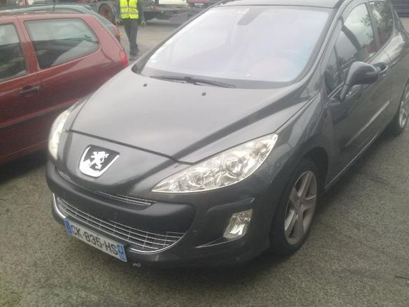 Peugeot 308 1.6T/1.6Д на части