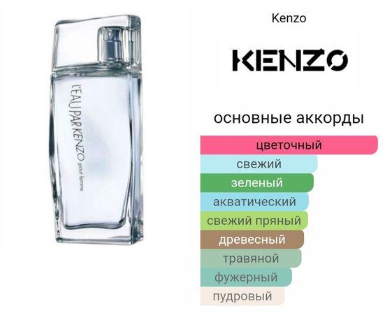 Продам Kenzo L' EAU