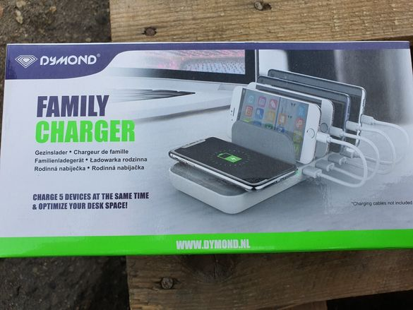 Dymond Family charger
