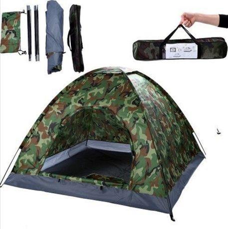 Еднослойна 4 - местна палатка за вашите излети сред природата
