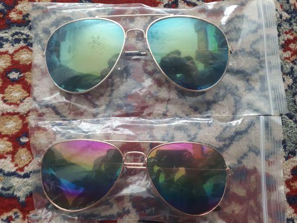 Слънчеви очила в формата на бъбрек