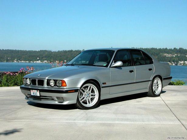 Dezmembrez BMW E34