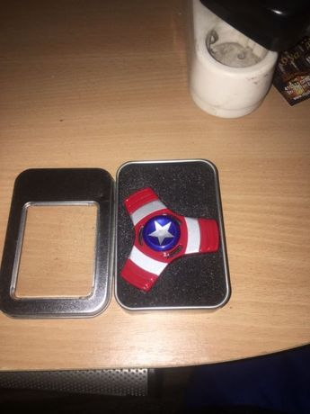 Fidget Spinner Captain America