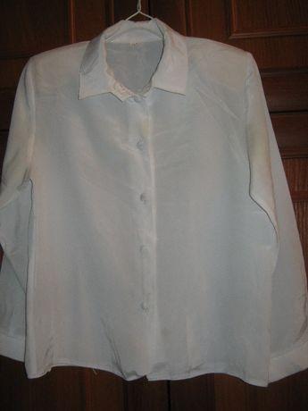 Белые блузки для школьницы от 8 до 11лет