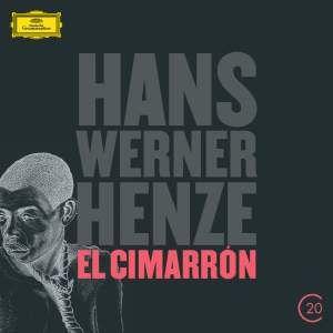 CD HW Henze - El Cimarron - Deutsche Grammophon