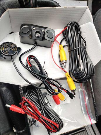 Камера за заден ход на автомобил или бус