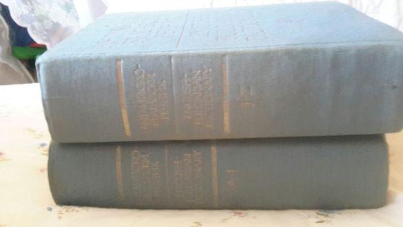 2та тома Англ.-Бълг.речници