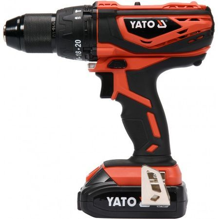 YT-82786 - Autofiletanta cu Percutie Yato, Li-Ion,18v 40Nm