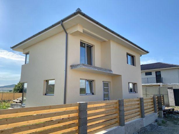 Casa individuala In Jucu cu teren de 500mp