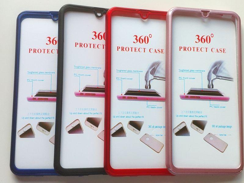 Твърд калъф 360° + стъклен протектор Xiaomi Mi 9, Mi 9 SE, Mi 9T гр. София - image 1