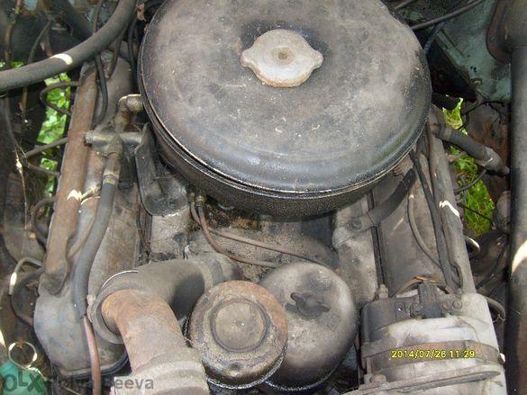 Двигател за Газ 53