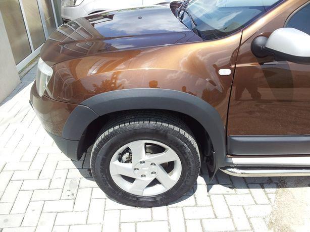 Set aparatori noroi fata/spate DEDICATE Dacia Duster,Originale,Premium