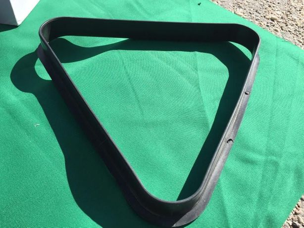 triunghiuri plastic biliard