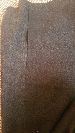 Stofa neagra de palton