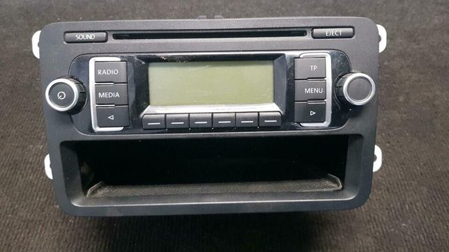Radio CD player VW Golf 6 cod 1K0035156B