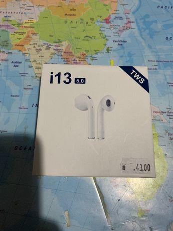 Bluetooth слушалки TWS i13