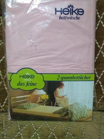 Простыня на резинке. Производство Германия. Новая.