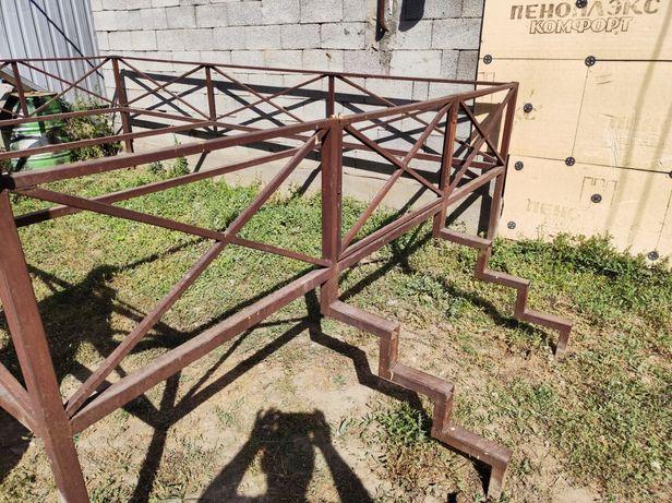 Продам Тапчан металлический