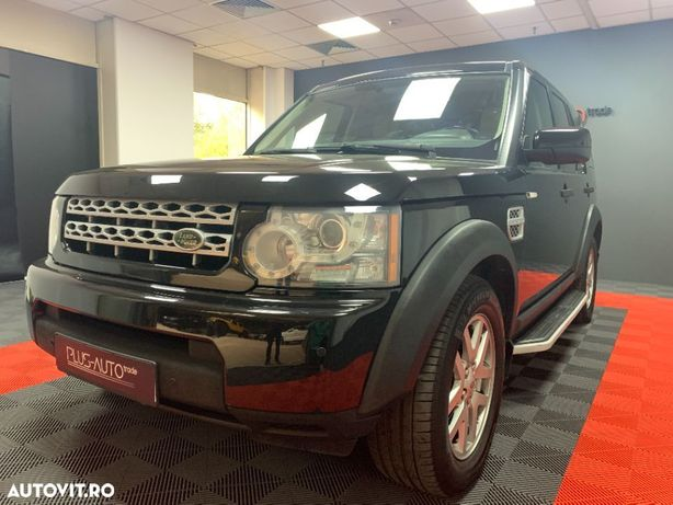 Land Rover Discovery Discovery 4 TDV6 S
