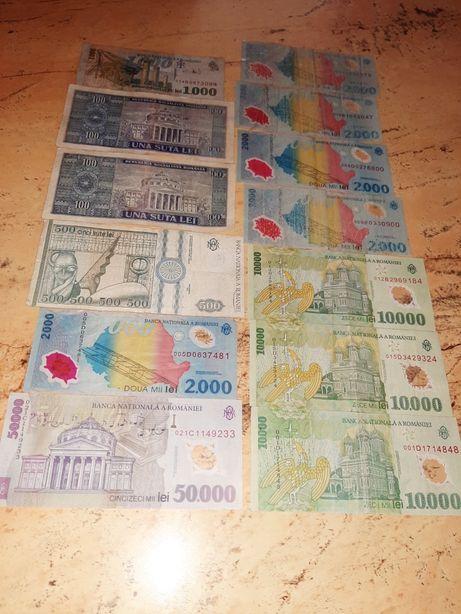 Bancnote de colectie