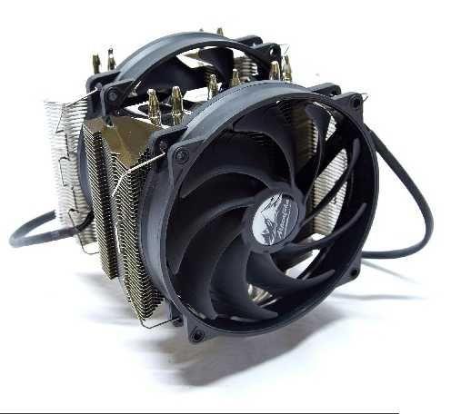 Vand cooler procesor (CPU) TDP 340W, Alpenfohn Olymp