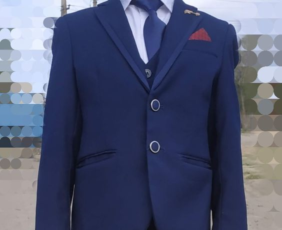 Пиджак 1-2 класс