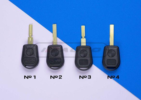 Кутийка ключ за Bmw / Бмв e39,e36,e38,e46 дистанционно 320i 325i 740i