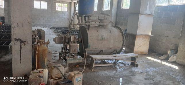 Оборудование по производству пеноблоков, газаблокав