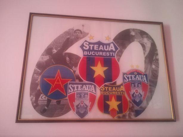 Steaua Bucuresti - Poster
