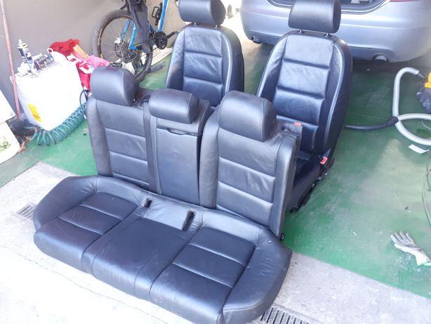 Interior piele Scaune piele Audi A6 C6 4F Tapiterie