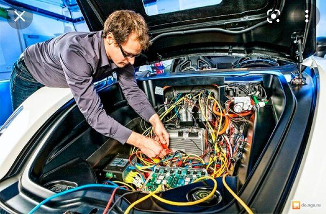 Ищу работу Автоэлектрика