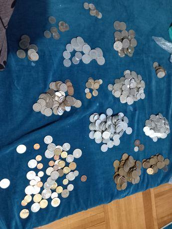 Monede vechi de colectie
