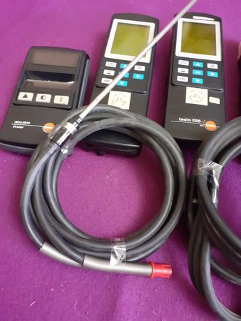 analizor gaze portabile Testo