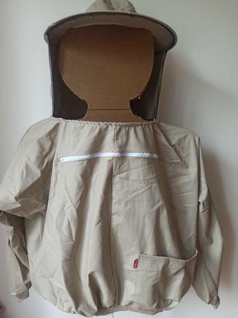 Пчеларски блузон плътен - пчеларско облекло