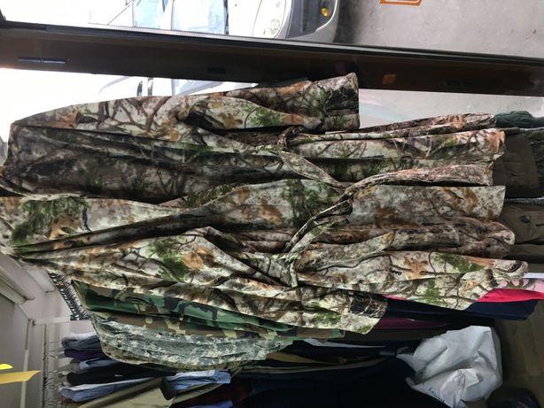 Halat polar camuflaj pădure forest robe fleece wood cabela's