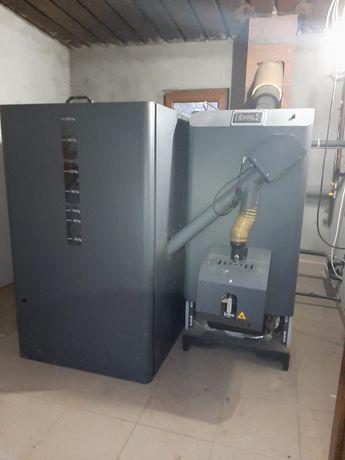 Centrala termica pe peleti 40Kw