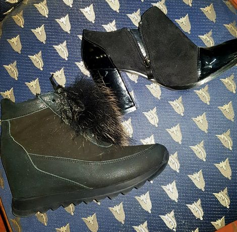 Дамски обувки, боти..