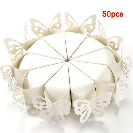 Луксозна хартиена торта