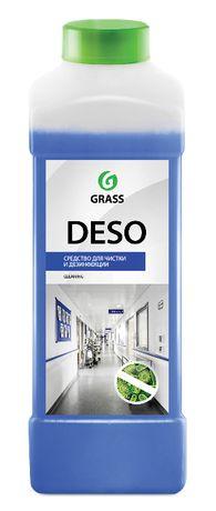 DESO 1 л. - Дезинфектант за почистване и дезинфекция - конц. 1:100