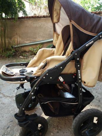Детска количка Retrus Danco