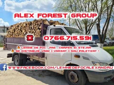 Depozit lemne de foc , numai lemn de specie tare -