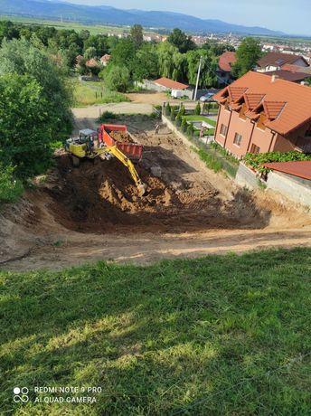 Vând/Schimb teren intravilan pentru constructii
