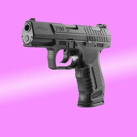 Pistol airsoft german Walther P99 DAO CO2 3,5J nou garantie firma