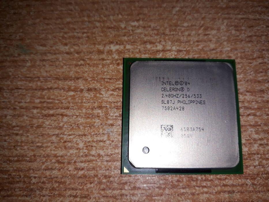 Procesor intel celeron 2.4 ghz /256/533 sl87jphilippines Slobozia - imagine 1
