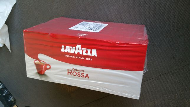 Rossa - cafea macinata Lavazza