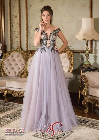 Rochie de gală Noela Style -nunta, majorat, banchet-  pret negociabil
