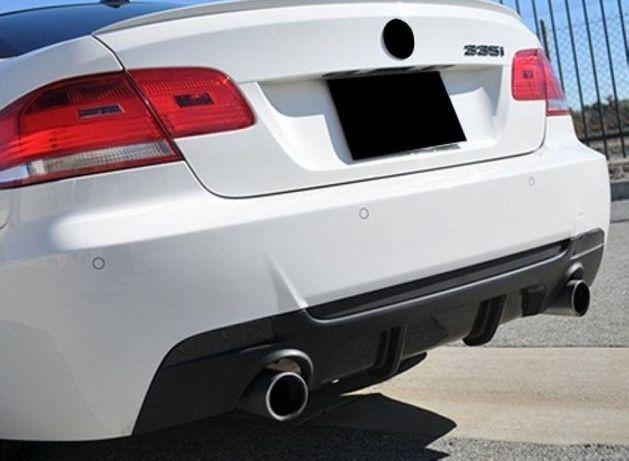 Difuzor bara spate BMW E90 E91 M3 335 pentru bara pachet M